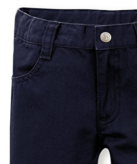 Sissi Stretch Pants Navy - Kid
