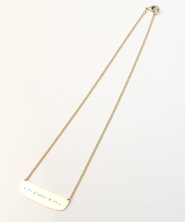 Isis Necklace - Miami Blue