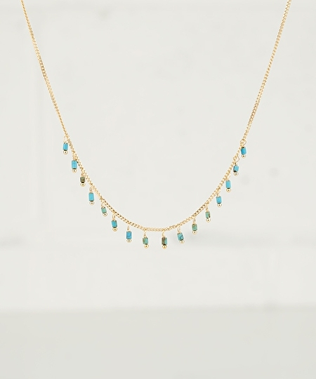 Nash Turquoise Necklace