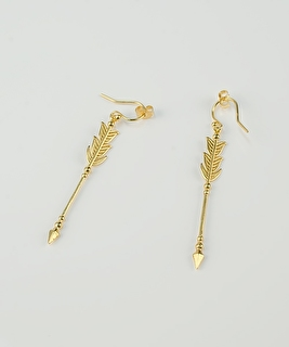 Feathered Arrows Earrings