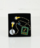 MP3 Set Embroidered Pins