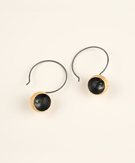 Brava Hoops Earrings