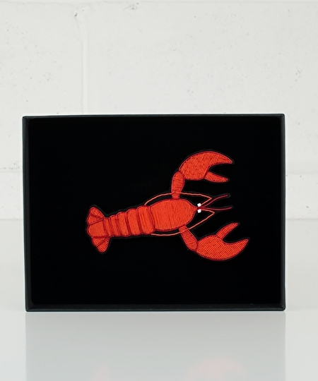 Giant Lobster Theater Box Pin