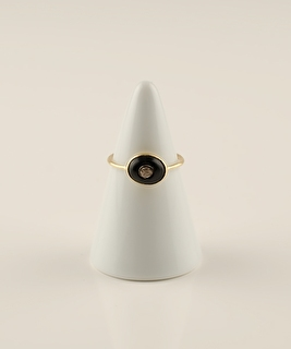 Orel Black Onyx Ring