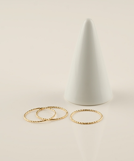 Trio Gold Ring