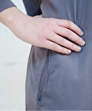 Billie Tunic - Dusky Grey