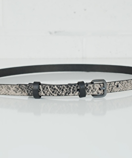 Ivy Leather Belt - Ashes of Roses