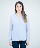 Milou Light Shirt - Dove
