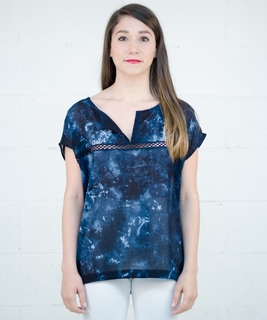 Vagna Shirt - Midnight