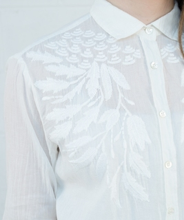 Idris Embroidered Shirt