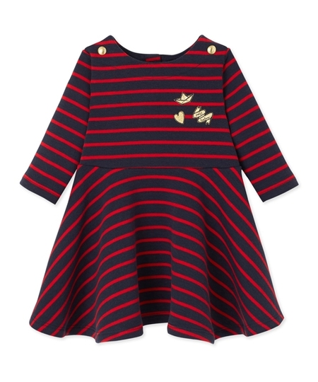 Leola Iconic Sailor Dress