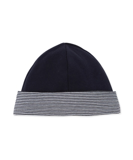 Lest Reversible Fleece Beanie