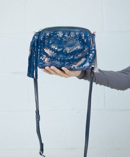 Sherry Purse - Blue