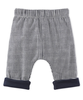 Laique Gingham Pants