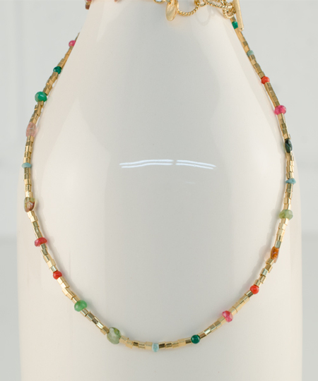 Sinead Tourmalines Necklace