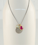 Jaco Tourmaline Long Necklace