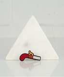 Pirate Pistolet Embroidered Pin