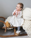 Lasagne Dress & Bloomer Set