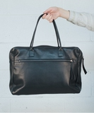Cartable Handbag - Black