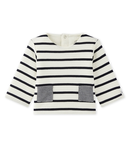 Malabar Reversible Sailor Sweater