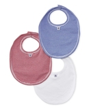 Meteo Bibs Set of 3 pcs