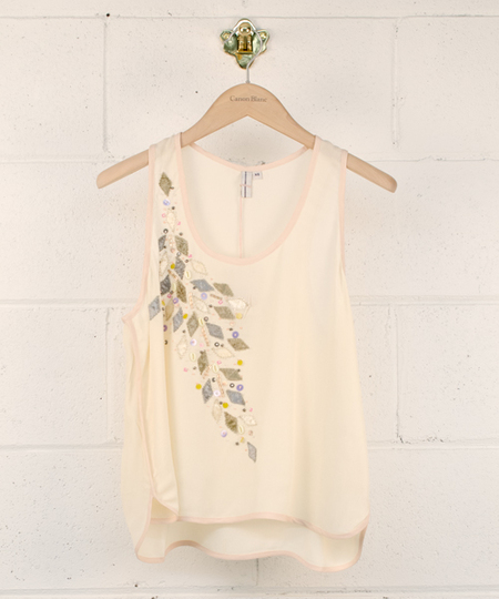 Lavita Embroidered Top