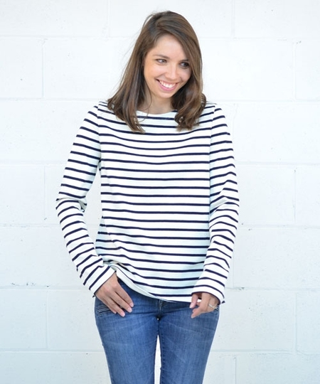 Parisienne Iconic Sailor Top