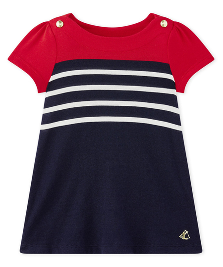 Margherita Sailor Dress