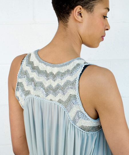 Edwina Embroidered Top