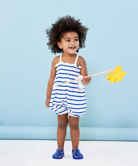 Miko Sailor Romper