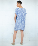 Marvey Dress / Tunic - Cornflower