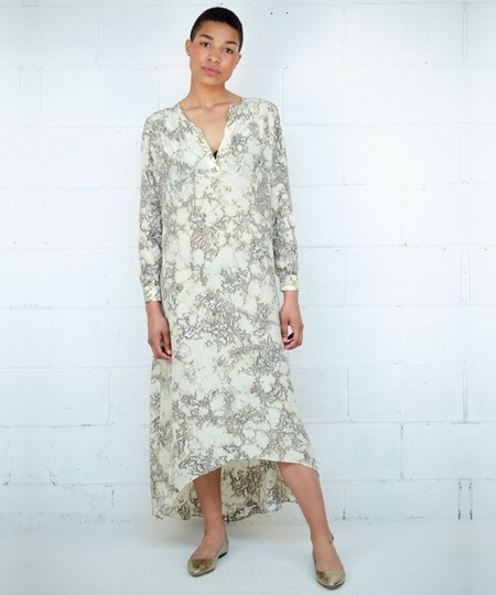 Faitheen Dress - Moss