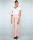 New York Skirt - Nude