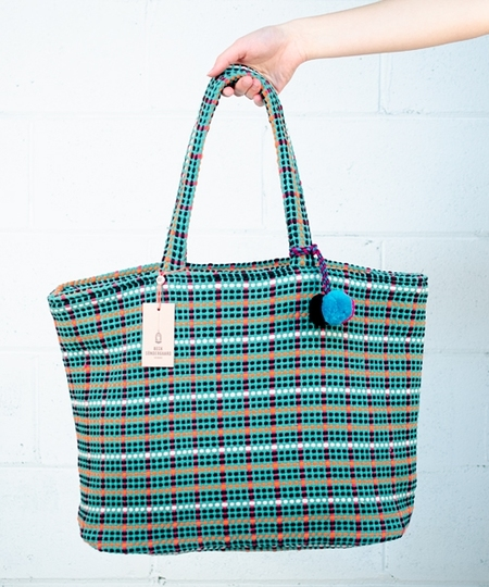 Checka Summer Bag