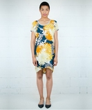 Kimberly Chrysanthemum Dress
