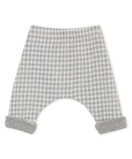 Tahan Gingham Trousers