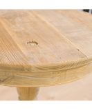 Elm Wood Table / In-Store Only