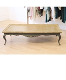 Regency Wood Coffee Table / In-Store Only