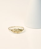 Fall Gold Ring