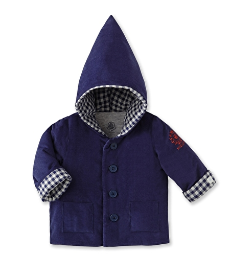 Sammuel Hooded jacket- Baby