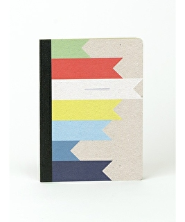 A5 Notebook - The Pennant