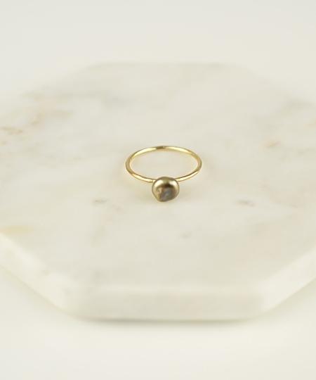 My Japanese Keshi Ring - 02