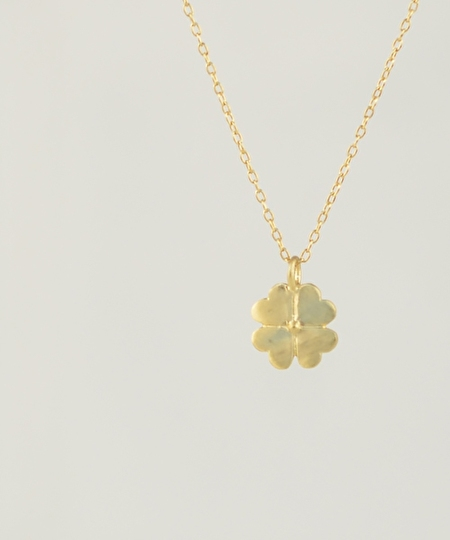 Amedee Gold Leaf Necklace
