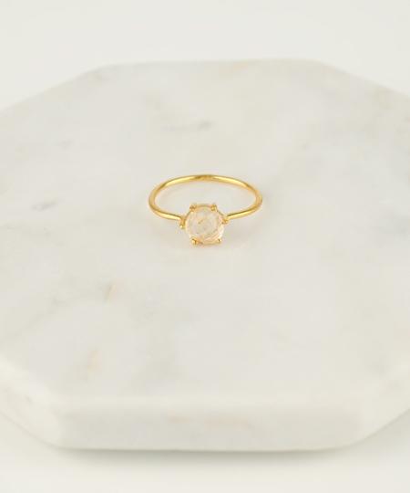 Lison Rutile Ring