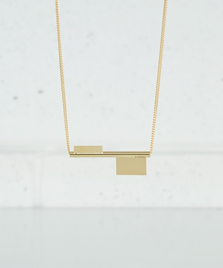 Abel Key Necklace