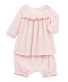 Daline Dress & Bloomer- Baby