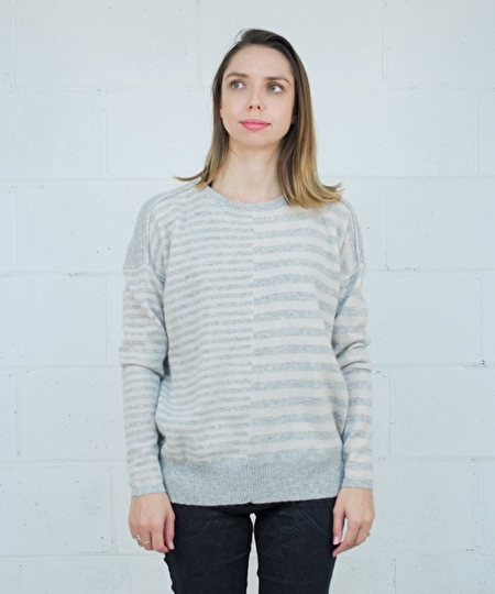 Saffran Knitwear - Grey