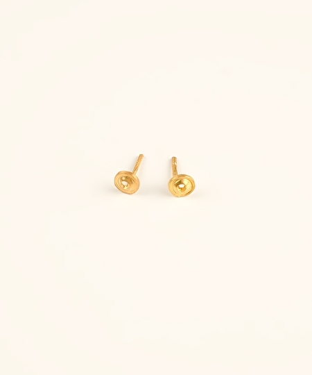 Pema 1 Sphere Earrings - Gold