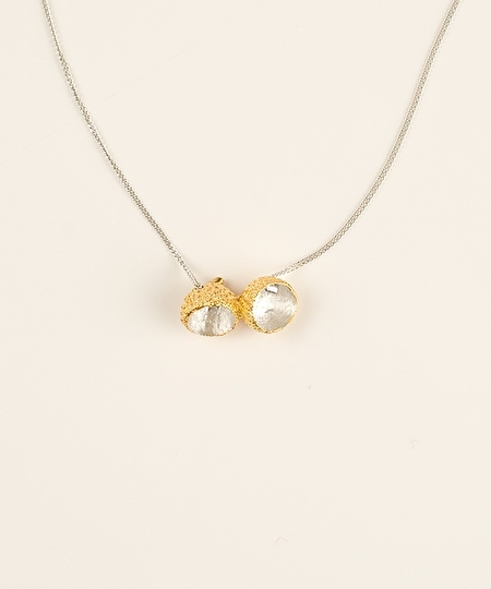 Brava Necklace - Gold