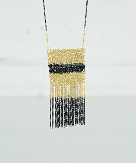Luxury Graduation Necklace - Night
